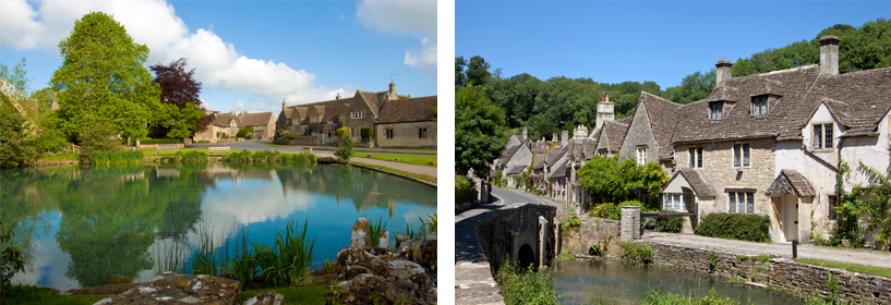 Biddestone and Castle Combe