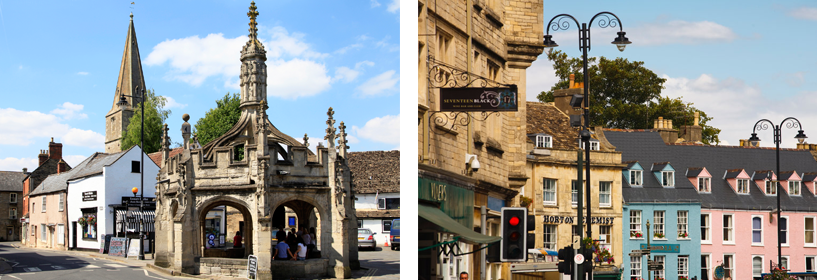Malmesbury and Cirencester