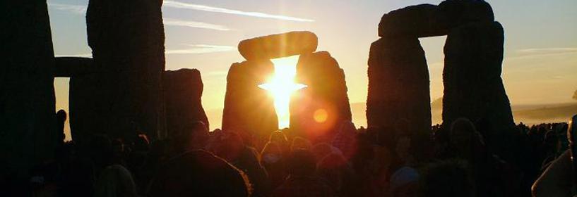 Stonehenge Solstice-Equinox